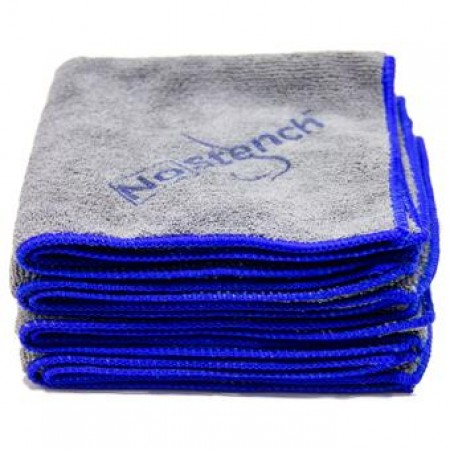 NoStench™ Anti-Microbial Microfiber Cleaning Cloths