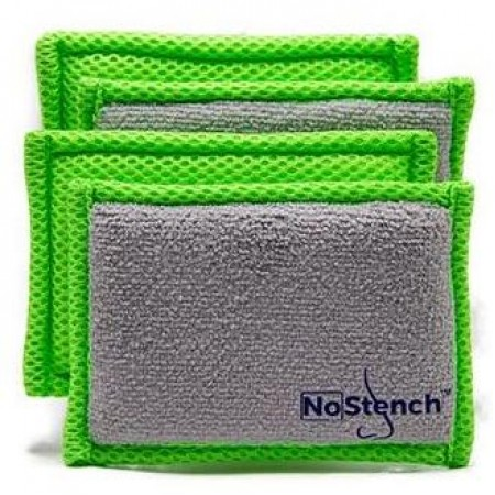 NoStench™ Anti-Microbial Sponge